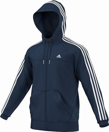 Full Adidas Essentials Felpa X20775 Uomo Zip Per Con 3s Cappuccio 7PHpqBw6 605887afbca
