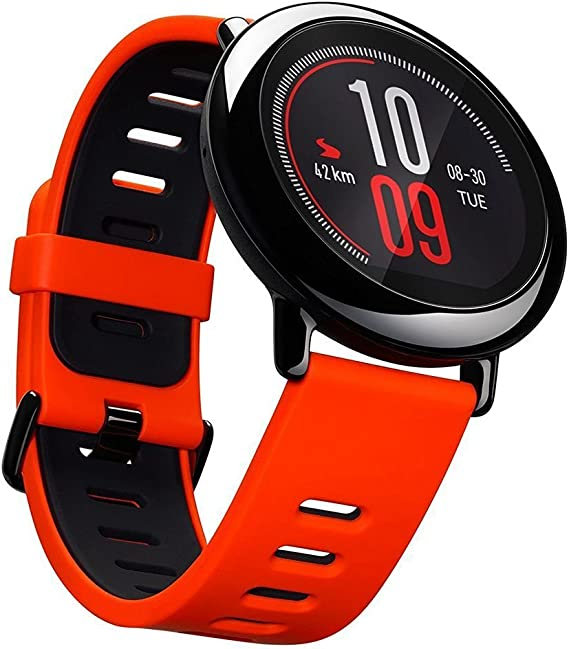 Huami Amazfit Bip Fitness Tracker, runn ingw atch, IP68, GPS + GLONASS, frecuencia cardíaca, negro: Amazon.es: Deportes y aire libre