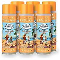 Childs Farm Hair & Body Wash 西瓜和*菠萝 6 Bottles