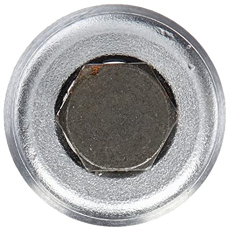 Stahlwille STW498 3//8-Inch Drive 8 mm In-Hex Socket Silver