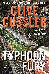 Typhoon Fury (The Oregon Files)