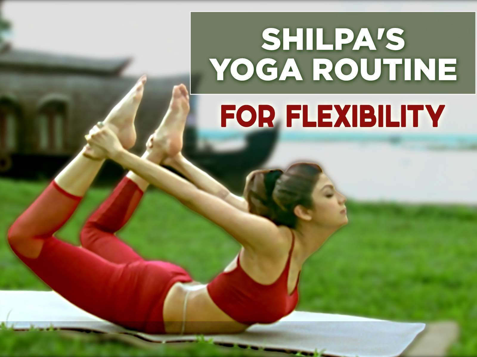 Watch Shilpa S Yoga Prime Video