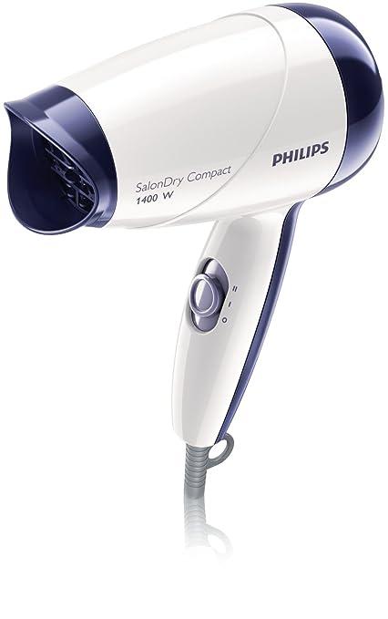 Philips HP8103/01 1400W Violeta, Color blanco secador - Secador de pelo (Violeta