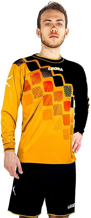 LEGEA Marassi - Conjunto de Camiseta y pantalón Corto de Portero de fútbol para niño: Amazon.es: Ropa y accesorios