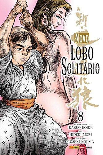 Novo Lobo Solitário - Volume 8