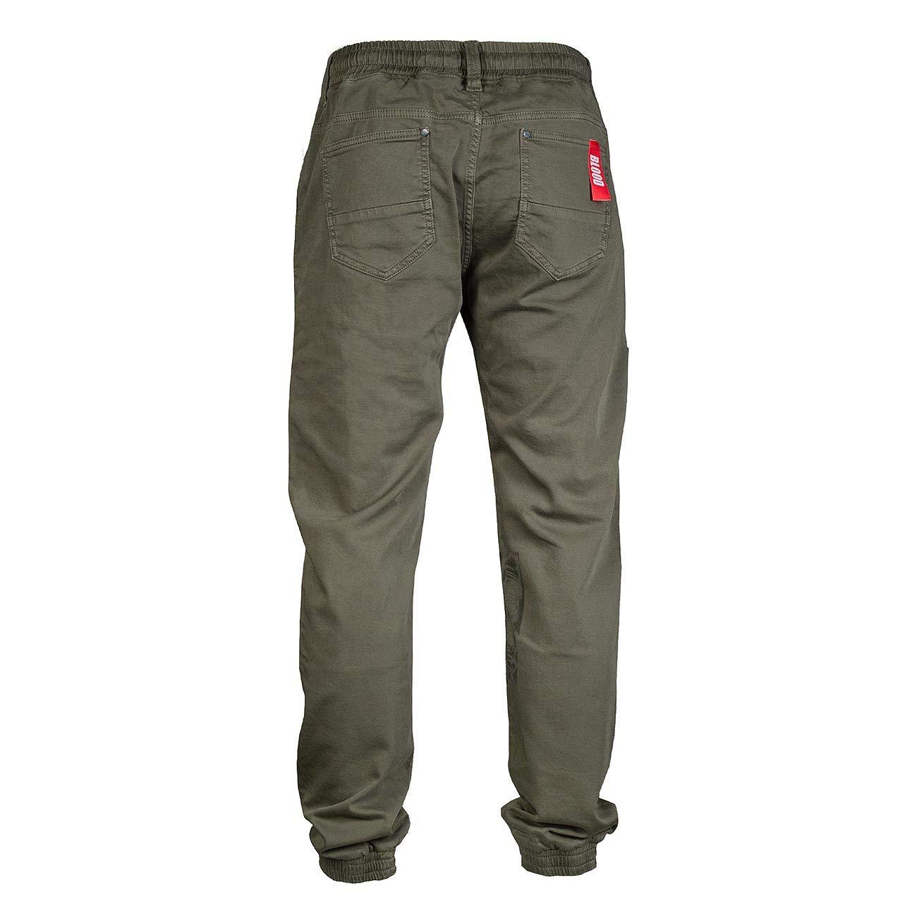 Blood Placa Hose Cargo Männer Antifit Jeans Hose Placa 611209
