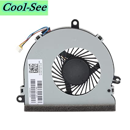 Amazon.com: Cool-See Replacement CPU Cooling Fan For HP 15-AF 15 ...