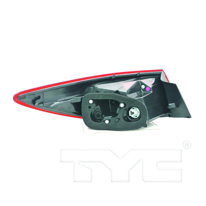 TYC 11-6580-00-1 Mazda 6 Replacement Tail Lamp