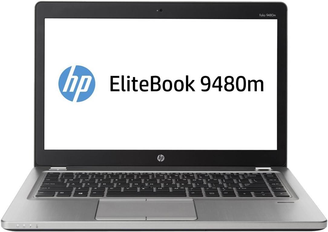 "HP P3E06UT#ABA Business 9480m 14"" i5 4210U 4GB 500GB Laptop"