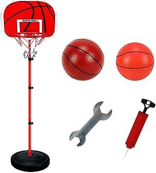 Jfhrfged 63-150 cm Set para Baloncesto Set de Juguetes para ...