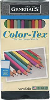 product image for General Color Tex Pencils Set of 24