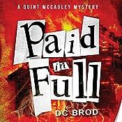 Paid in Full | D. C. Brod