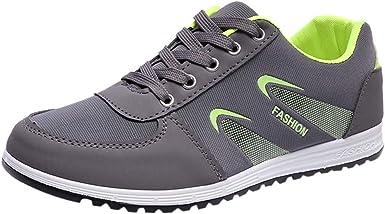 Zapatillas Deportivas Mujer De Cordones,ZARLLE Zapatillas Running Mujer,Zapatos Casuales,Zapatos Tacon bajo,Gimnasio Correr Sneakers,Calzado de Escalada para Mujer: Amazon.es: Ropa y accesorios
