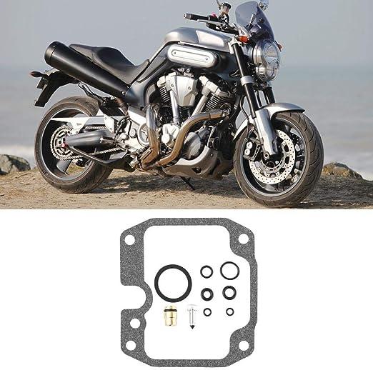 All models 2001 2002 2003 2004 2005 2006 2007 2008 2009 2010 2011 2012 2013 2014 2015 2016 Cuque 10 Pcs Carburetor Repair Carb Rebuild Kit for Yamaha TTR125 2000 TT-R125