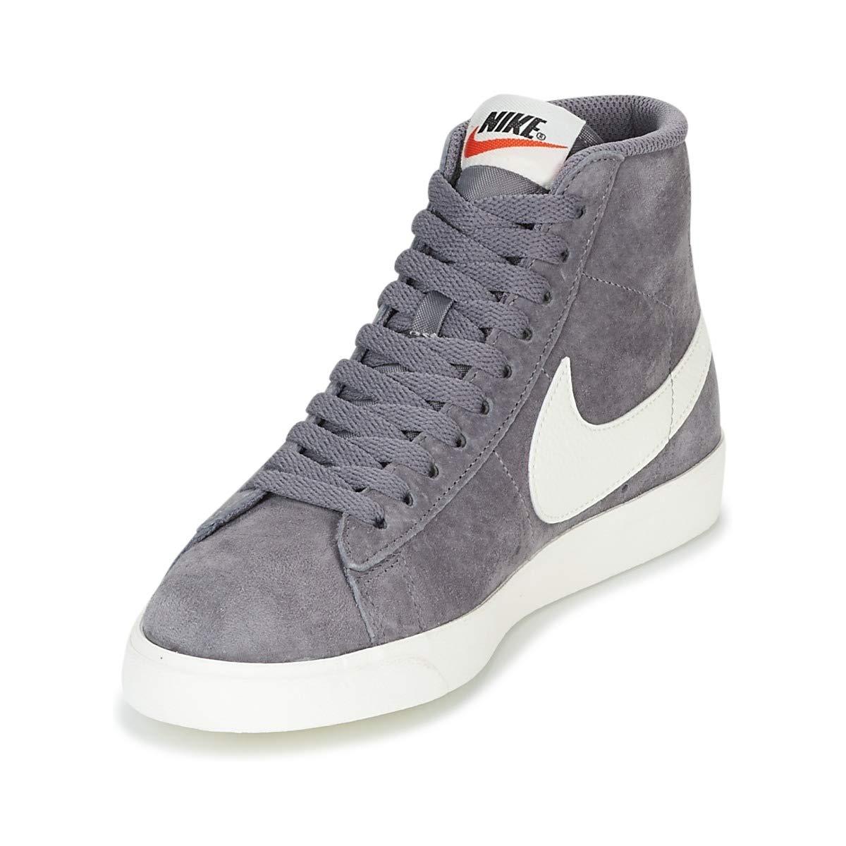 Nike Wmns Blazer Mid VNTG Suede Zapatillas de Deporte para Mujer