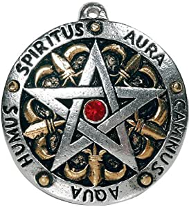 Pentagrama de glifo de Sir Gawain - para lograr la