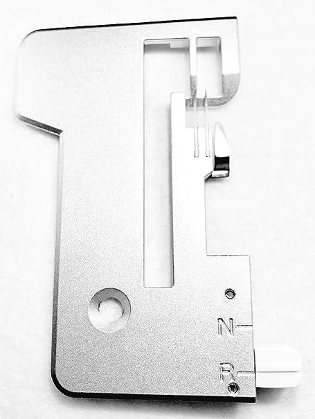 Nähmaschinenzubehör24 S14-78 - Placa para máquina de Coser Singer ...