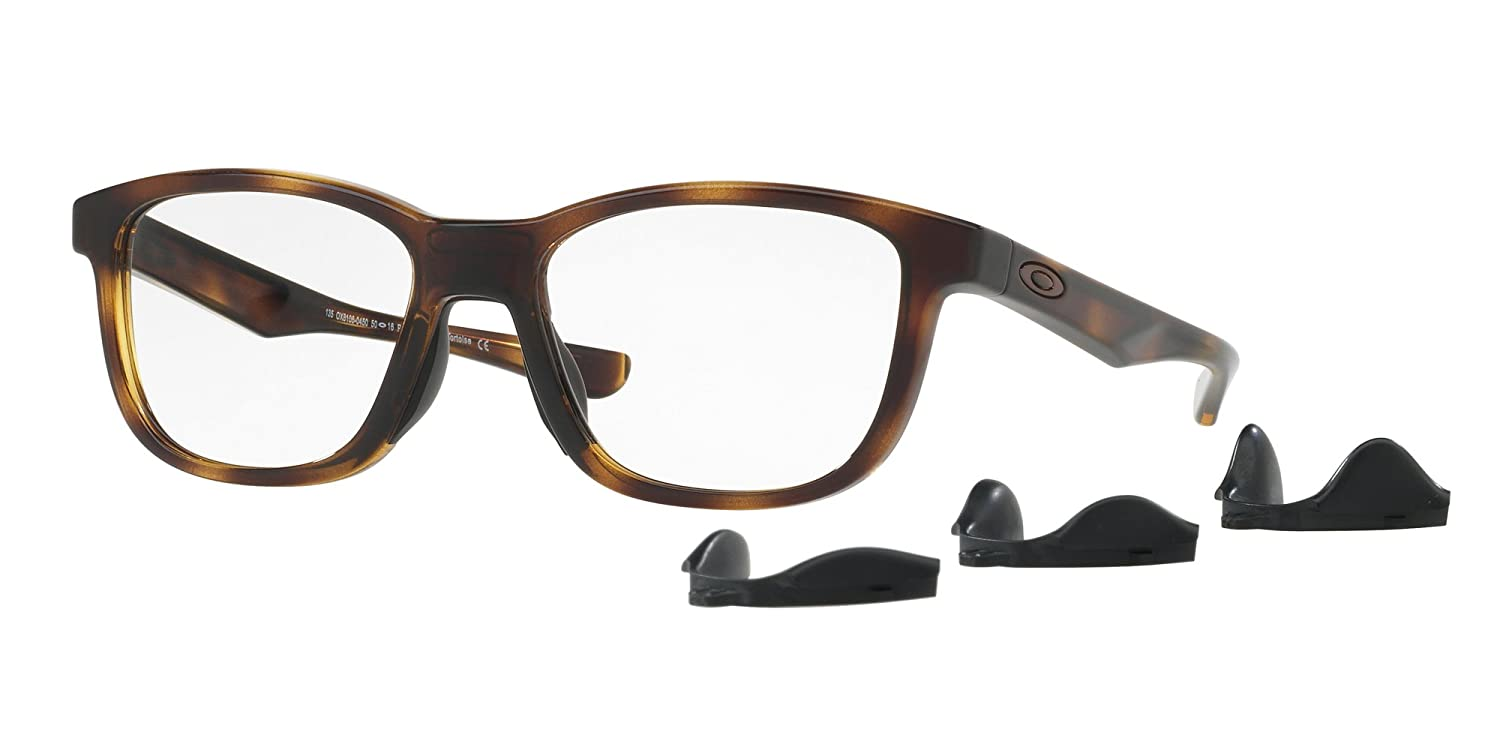 93466eb236 OAKLEY OX8106 - 810604 CROSS STEP Eyeglasses 50mm at Amazon Men s Clothing  store
