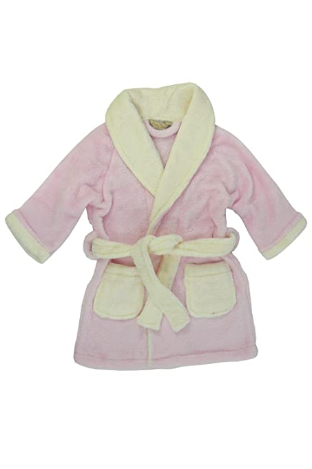 Amazon.com: Snuggly Baby Girls Dressing Gown: Clothing