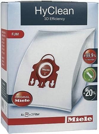 Sac aspirateur Miele HyClean 3D Efficiency (x 16 Sacs