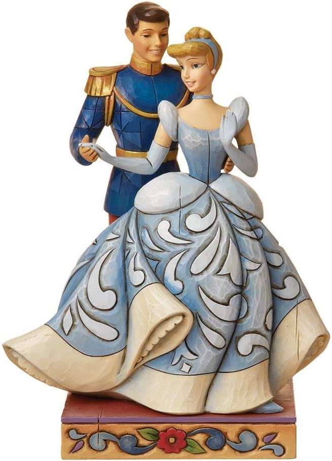 Enesco Disney Traditions Designed by Jim Shore from Cinderella Figurine 6 in