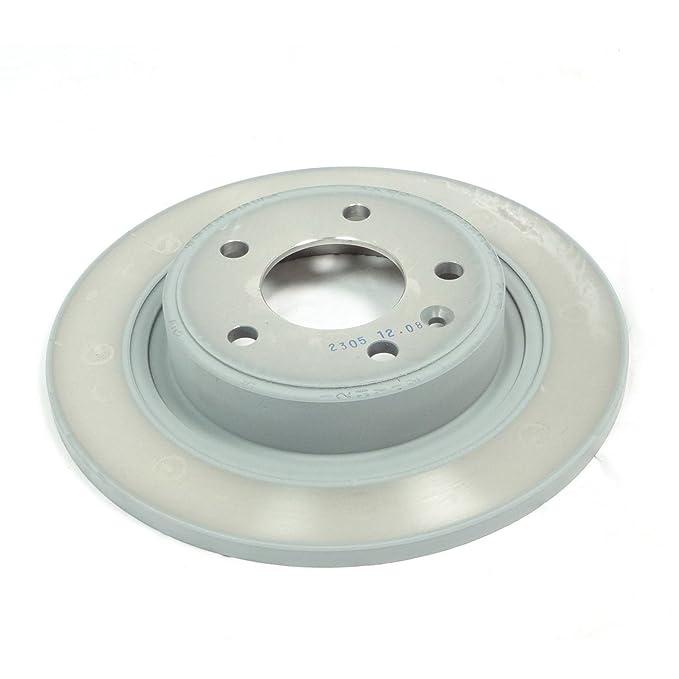 Original Opel Astra J 2009 + ZAFIRA 2011 + - Juego de discos de freno traseros para 13502137: Amazon.es: Coche y moto