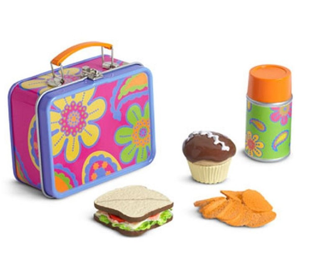 American Girl Julie's School Lunchbox for Dolls