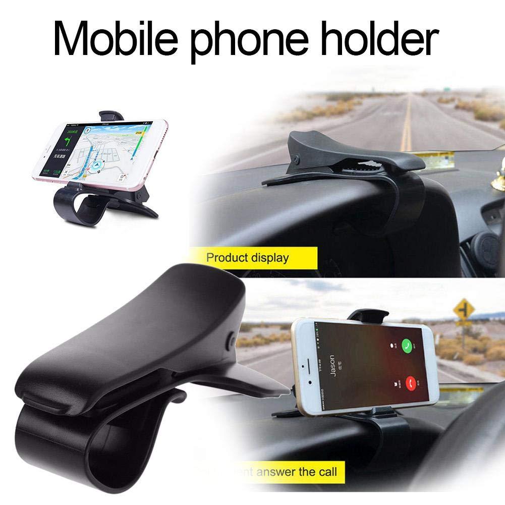 Supporto Universale per navigatore Auto Dough.Q HUD con Visione Diretta e Visione di Montaggio