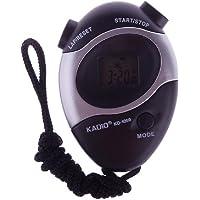 eachbid Cronógrafo Cronómetro Smart aplicaron impermeable segunda deporte Contador Digital odómetro 05