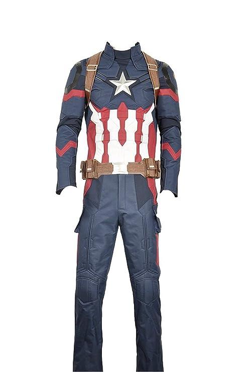 cosplay Steve Rogers marvel