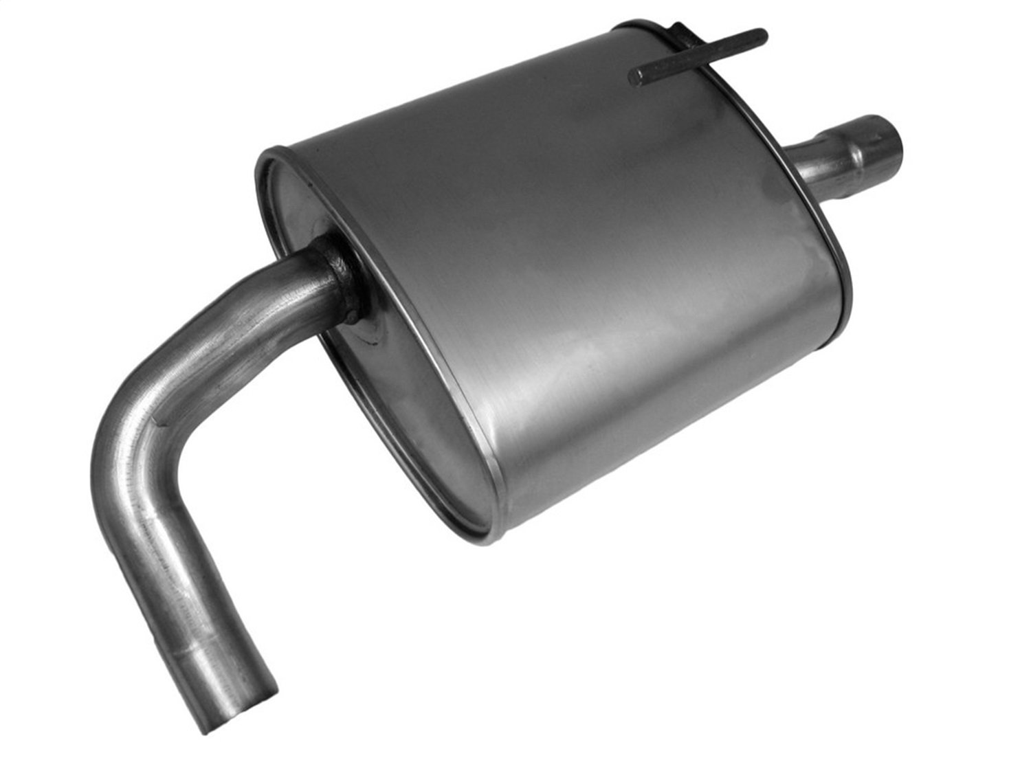 Exhaust Intermediate Pipe Front Walker 53058