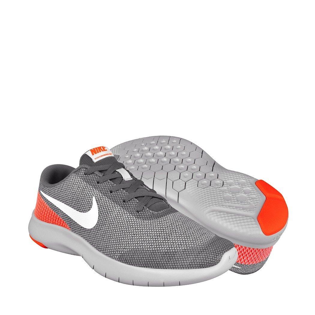 Nike Flex Experience RN 7 (GS) Kinder Freizeitschuhe Grau