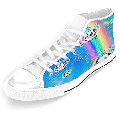 44ac9740f06 Amazon.com  Unisex High Top Shoes