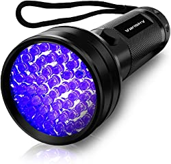 UV Flashlight Black light UV Lights , Vansky 51 LED