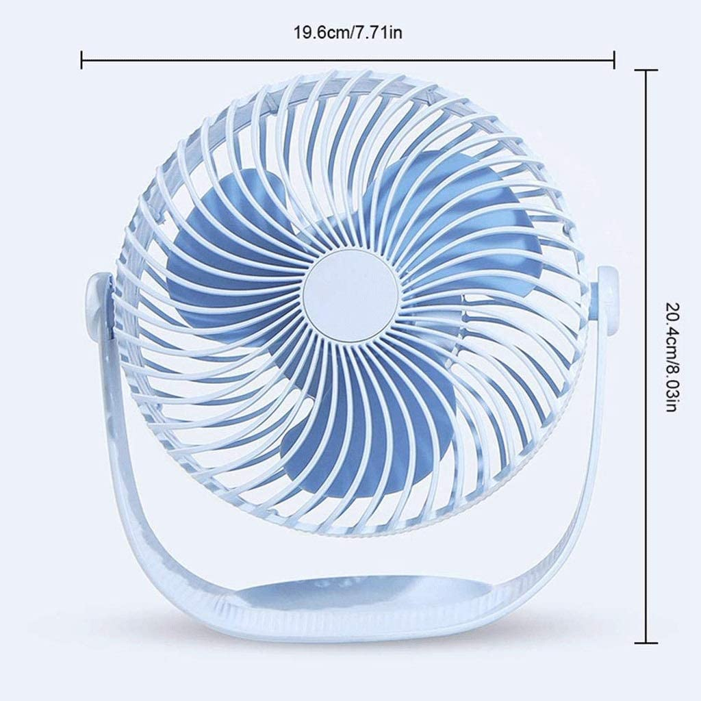 Pink White Portable Silent Desktop Fan with Base Clip Fan Color : White Blue SCDFS Disassembled Silicone Fan Mini Rechargeable Fan Suitable for Bedroom Bed