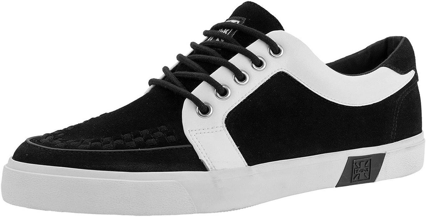 Black Basic Twill No-Ring VLK Sneaker