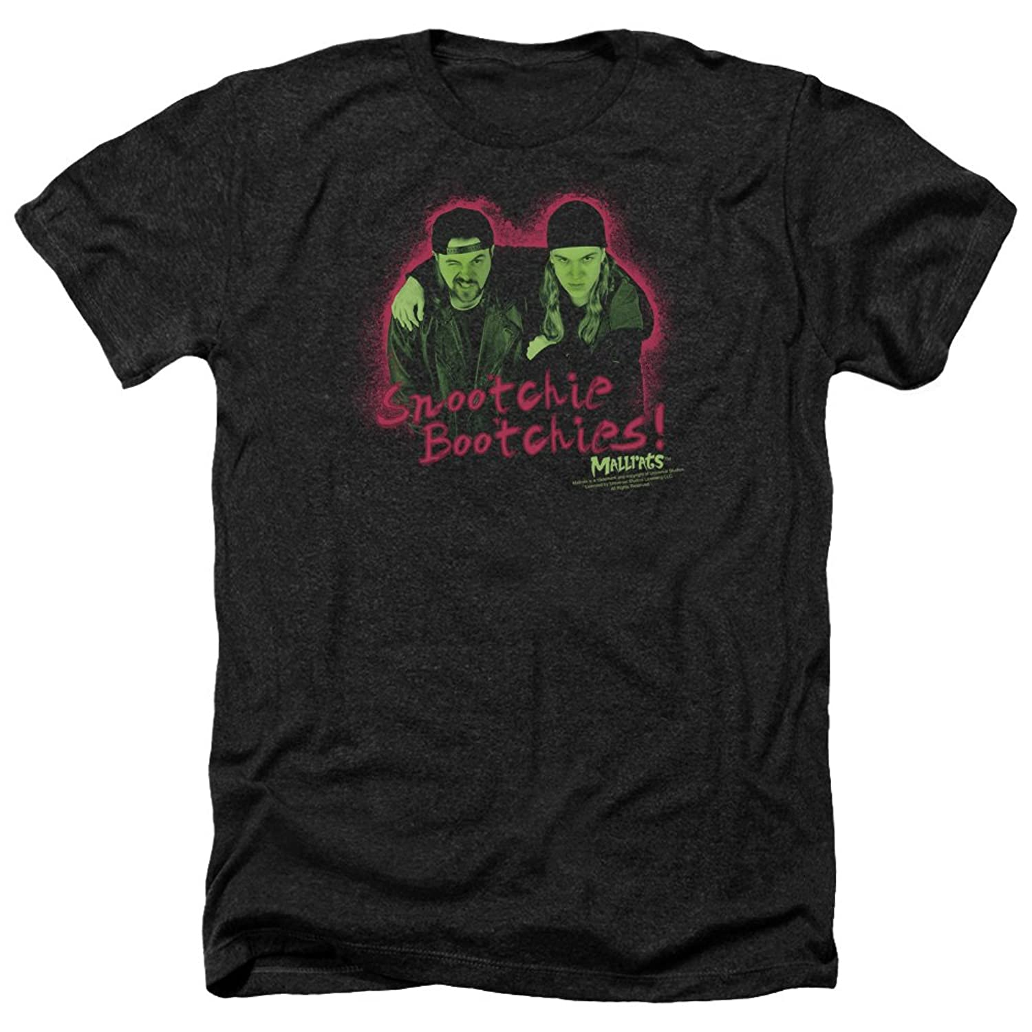 Mallrats Romantic Comedy Movie Snootchie Bootchies Adult Heather T-Shirt Tee
