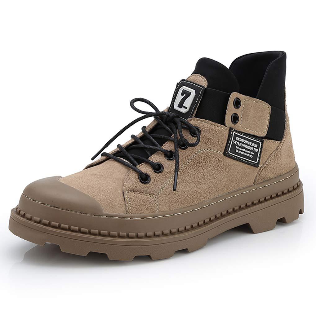 Botines para Hombre Otoño Invierno Plus Velvet Warm Men Botines Casual Shoes: Amazon.es: Zapatos y complementos