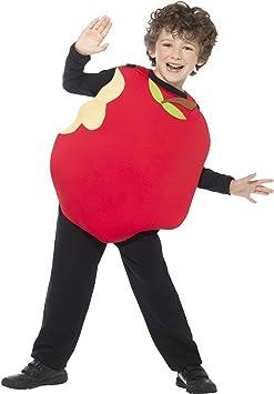 Disfraz de Manzana de Halloween para niños y niñas con Traje de ...