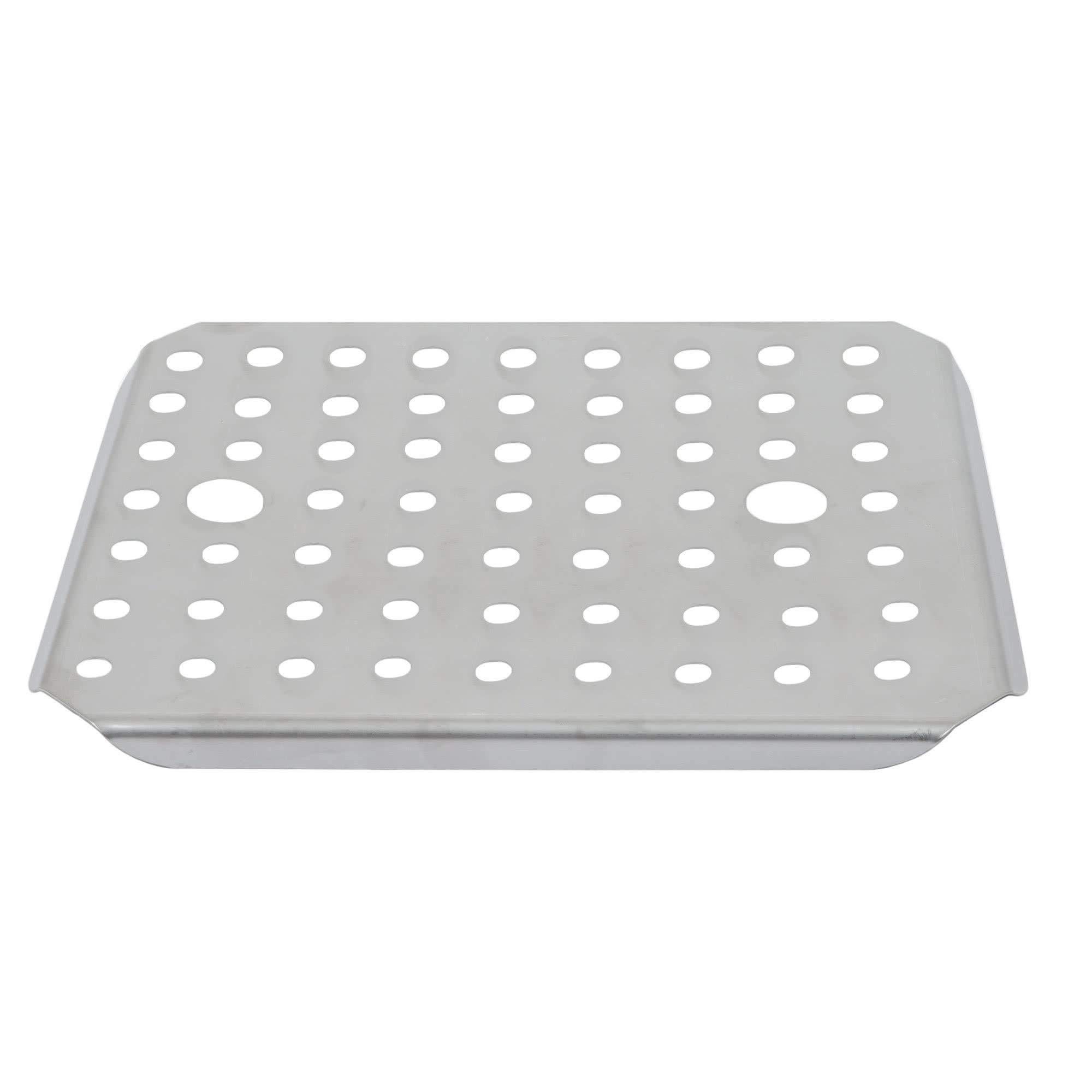 TableTop King 21110 Super Pan V 2/3 Size Stainless Steel Steam Table/Hotel Pan False Bottom