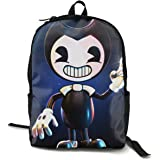 8703552b86 HCZHUCK Women Men Casual Travel Daypack Naughty Ben-dy School Backpack  College Backpack for Outdoor