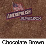 Ameripolish Surelock Concrete Color Dye (1 Gallon, Chocolate Brown)