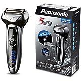 Panasonic Nass/Trocken Rasierer ES-LV65 passt sich flexibel der Gesichtsstruktur an, Elektro-Rasierer für Herren, Shaver, für gründliche Bart-Pflege