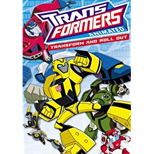 Transformers Animated: Transform and Roll Out (2008)