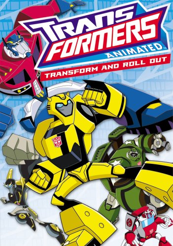 Transformers Animated: Transform and Roll