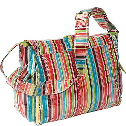 Kalencom Laminated Buckle Bag, Big Daisy by Kalencom (Image #2)