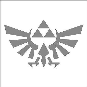 Amazon Zelda Wings Symbol Triangle Car Window Vinyl Decal