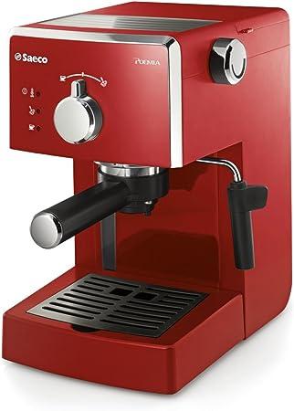 Saeco Poemia HD8423/29 - Cafetera (Independiente, Máquina espresso ...