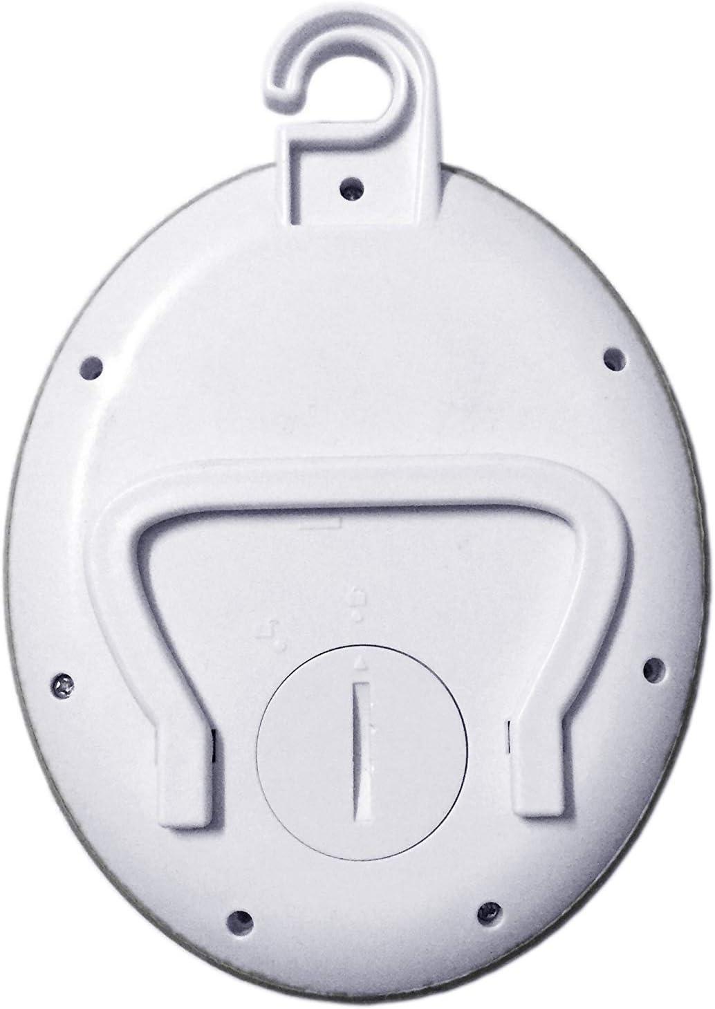 Piscine Sauna HITO Horloge de Douche /étanche avec Alarme Chambre denfant Cuisine Date et temp/érature int/érieure pour Salle de Bain