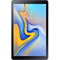 (Renewed) Samsung Galaxy Tab A SM-T595NZKAINS Tablet (10.5 inch, 32GB, Wi-Fi + 4G LTE + Voice Calling), Black
